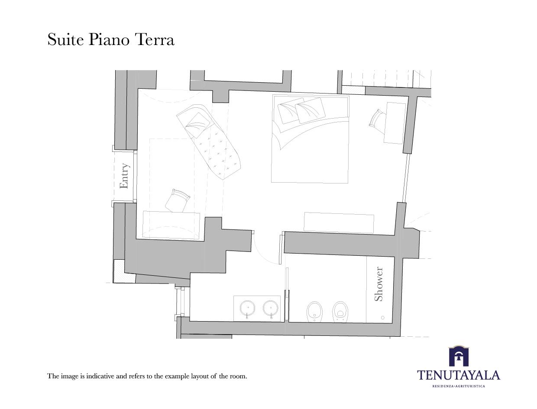 Suite Piano Terra